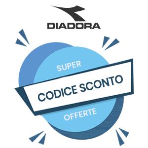 50% Codice Sconto Diadora • Marzo 2020 | Topnegozi