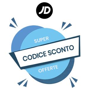 60% JD Sports codice sconto