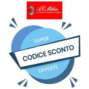 Codice Sconto Milan Store Coupon Promozionale Agosto 2021 - Super ...