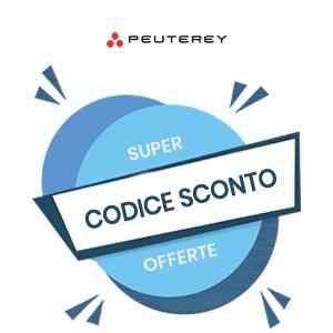 huge discount 33682 f24a6 Codice Sconto Peuterey 10% Coupon Promozionale Settembre ...