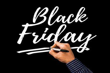 Black Friday 2019: data, codici sconto e offerte online