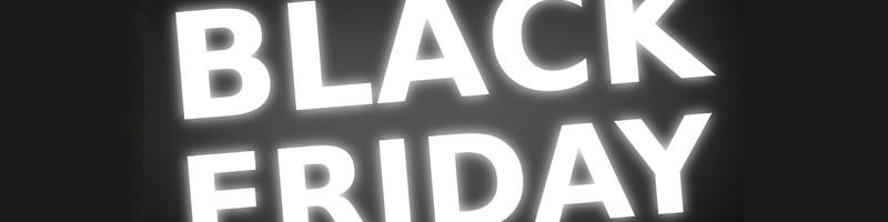 Offerte e codici sconto nello speciale Black Friday 2019