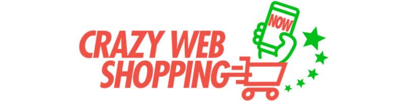 Offerte e codici sconto nello speciale Crazy Web Shopping