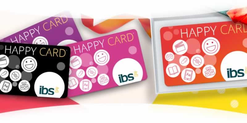 Gift card e buoni regalo IBS