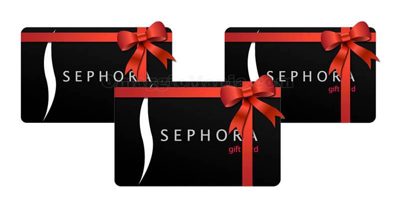Gift card e buoni regalo Sephora