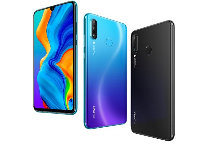 Huawei P30: scheda tecnica e prezzo