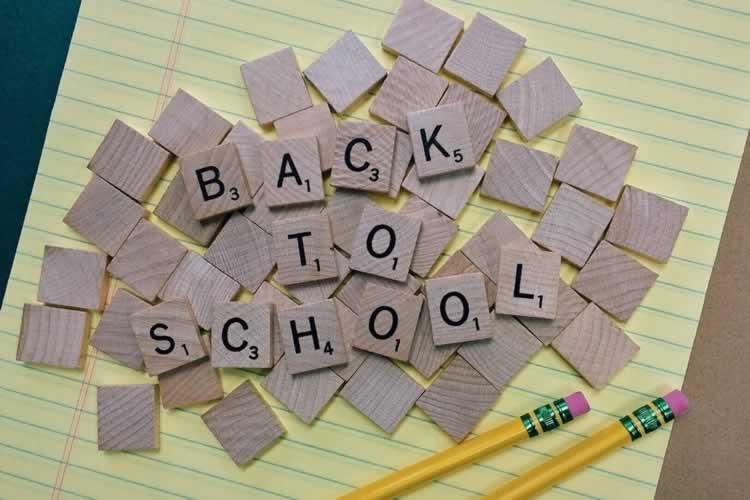 Ritorno a scuola 2018